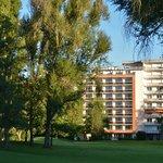 Hotel Parc Rive Gauche.