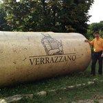 Castello di Verrazzano massive wine cork
