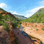 An overview of Slide Rock