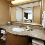 Bathroom Vanity Featuring Crabtree & Evelyn CITRON Toiletries