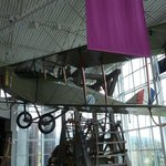 "1917 Curtiss JN-4 ""Jinny"" biplane"