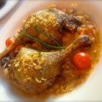 "Duck Cassoulet ""Southern French comfort food"""