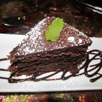 Chocolate mousse layer torte (sorry chocolate, you lose this round!)