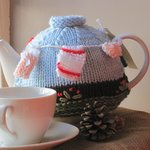 Cute teacosy on sale in the cafe