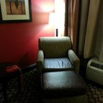 In-room lounge chair