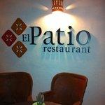 waiting area at El Patio
