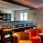 Bar du Comfort Hotel Paris Est St Maur