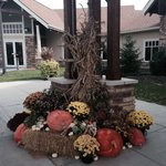 October at Honey Creek Resort