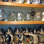 Mugs and Steins Galore
