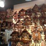 Handmade Cuckoo Clocks !