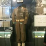 Military uniform from WWII