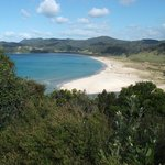 Waikawau Bay ~3km long