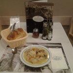 Tsarouchas Tripe Soup