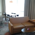 Meeting area Presidentsuite
