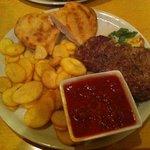 Steak 350g