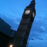 Big Ben, visto en los tours: