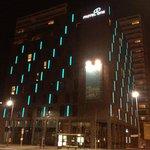 сам отель вечером