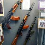 M. Kalashnikov Small Arm's Museum Exhibition Complex