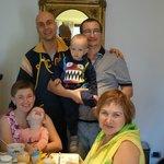 Симоне и моя семья