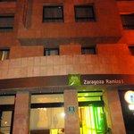 FACADE HOTEL IBIS SARAGOSSE