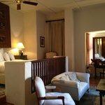 Room 3, Tower Lodge, Pokolbin.