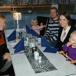 Familien på Polar hotell