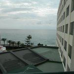 Riu Monica Oct 13. View from room 321- overlloked by all