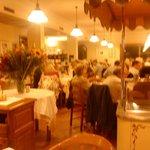 la table du mas (le restaurant)