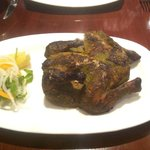 Nawabi Grilled Whole Baby Chicken
