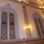 chiesa evangelica valdese - finte finestre laterali