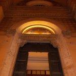 chiesa evangelica valdese - esterno - ingresso
