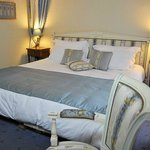 hotel toulouse, une chambre supérieure