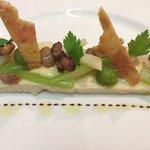Gevogelteterrine met waldorfsalade