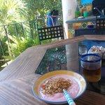 Perfect breakfast moment :)
