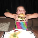 Amazing burgers and food for kids
