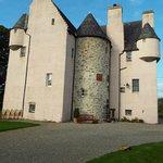 The stunning castle