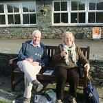 Outside the Patterdale