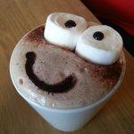 Monster Hot Chocolate - yummmmieee