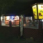Bar Brig by night