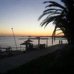 Sunset at Almyra