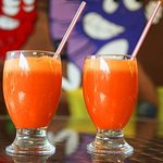 Photo de The Bleeding Carrot Juice Bar