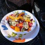 Best Fruit Plate I've ever tasted!