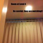 Beware of peeping tom
