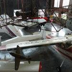 Natürlich wenig Platz für so viele Flugzeuge