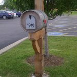 If you love beer, you have to love our mailbox!