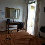 Chambre avec balcon