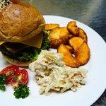juicy Pork Burger