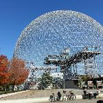 Photo of Biosphere taken with TripAdvisor City Guides