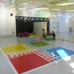 Hall d'accueil enfants