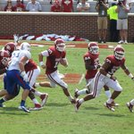 Sooners On The Run